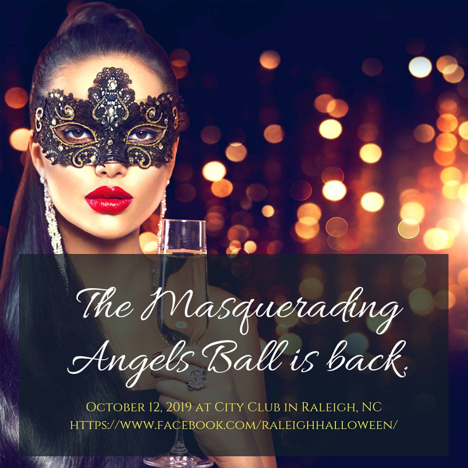 2019 Masquerading Angels Ball Tickets AVAILABLE NOW! -