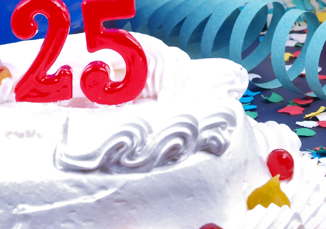 CDH International celebrates 25 years!