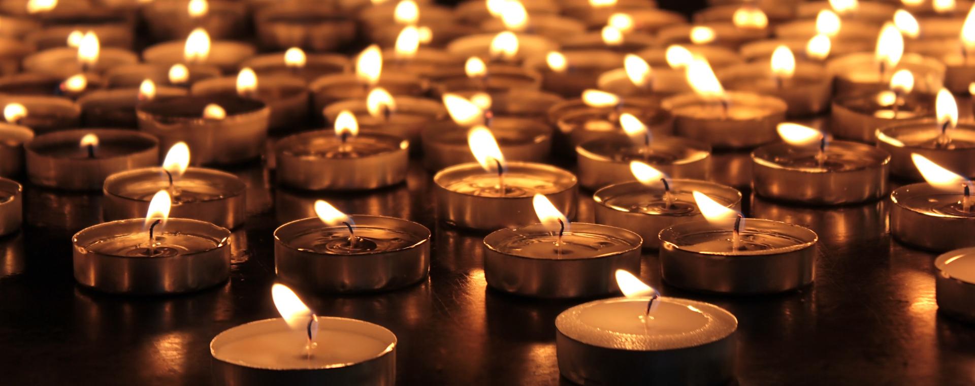 2021 Virtual Candlelighting